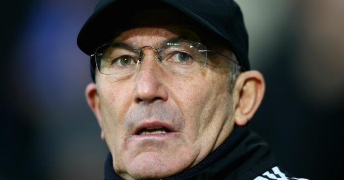 Tony Pulis: Manager felt side should have had two penalties
