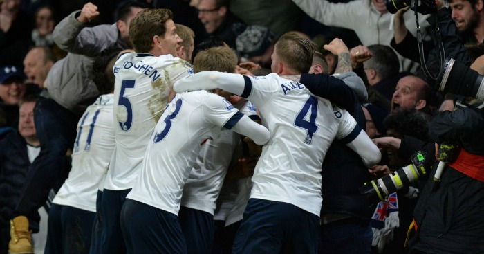 Tottenham: Won both Christmas fixtures to climb the Power Rankings