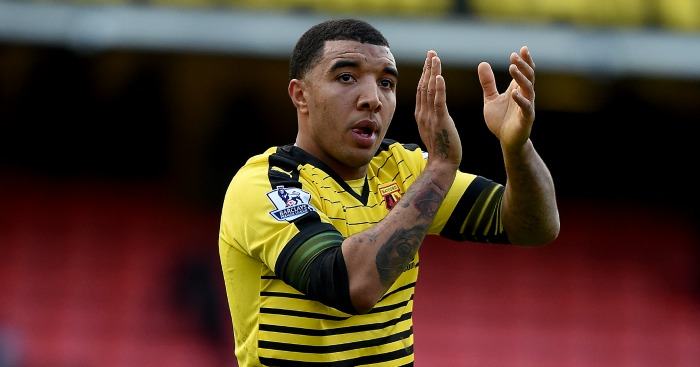 Troy Deeney: Scored hat-trick for Watford in last home game against Bournemouth