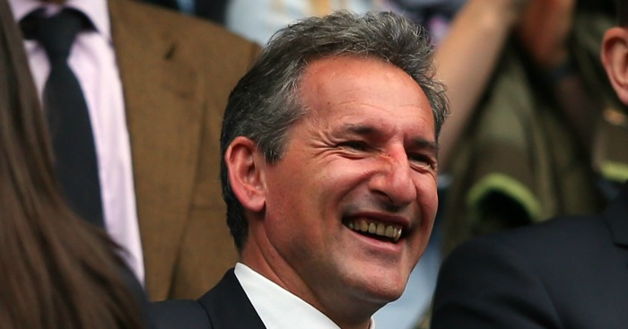 Txiki Begiristain: Taking nothing for granted