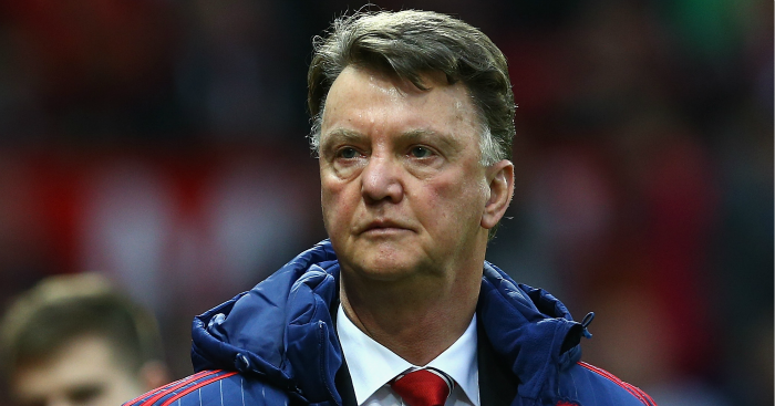 Louis van Gaal: Praised ability to shut out L1 Blades