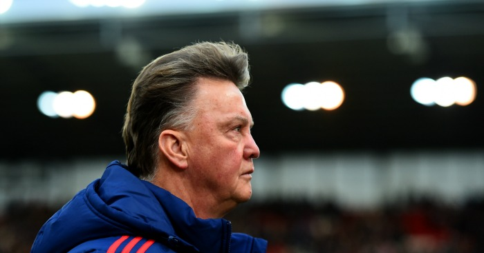 Louis van Gaal: Manager on the brink at Old Trafford