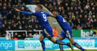 Jamie Vardy and Riyad Mahrez: Superb seasons for Leicester City