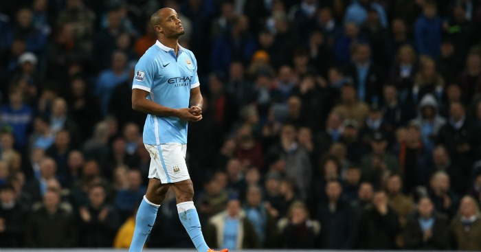 Vincent Kompany: Will be given time at City