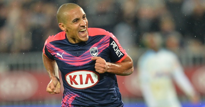 Wahbi Khazri: Aston Villa boss confirms liking of Bordeaux winger
