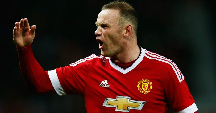 Wayne Rooney: Has been told to play up front this season