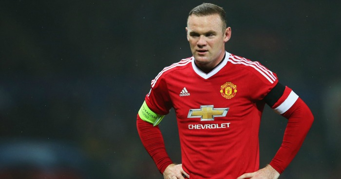 Wayne Rooney: On course for a return in April