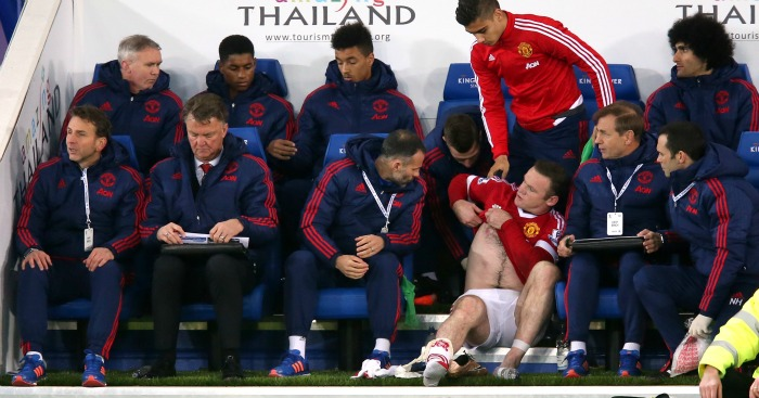 Wayne Rooney: Misses out for Manchester United against West Ham