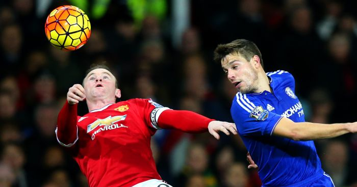 Wayne Rooney: Aggressive streak can rescue Red Devils
