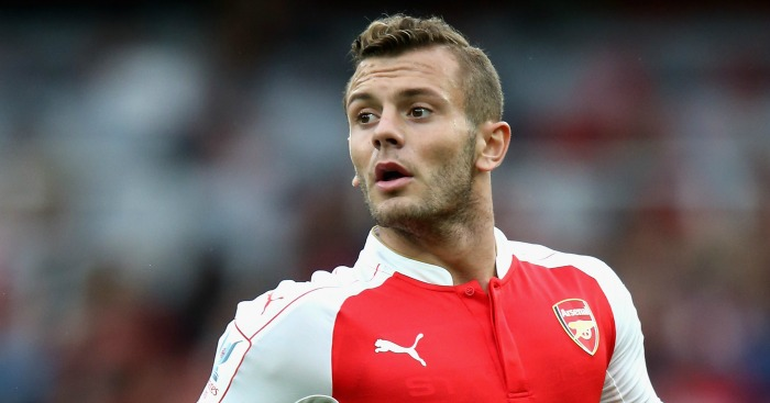 Jack Wilshere: In the papers for the wrong reasons
