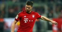 Xabi Alonso: Extended his Bayern deal