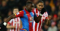 Yannick Bolasie: Set for spell on Crystal Palace sidelines