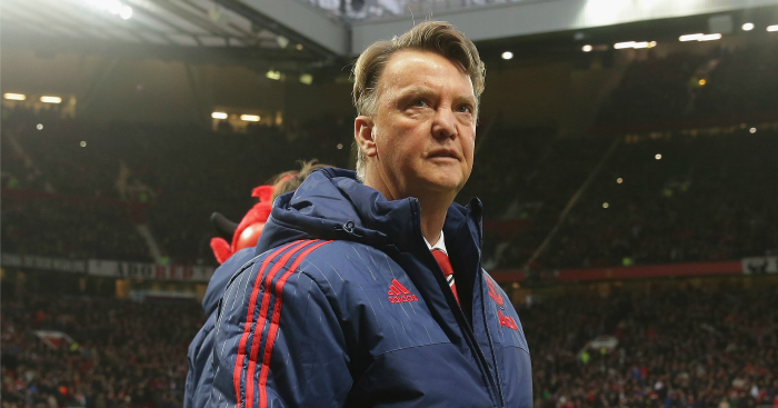 Louis van Gaal: United face test in Wolfsburg
