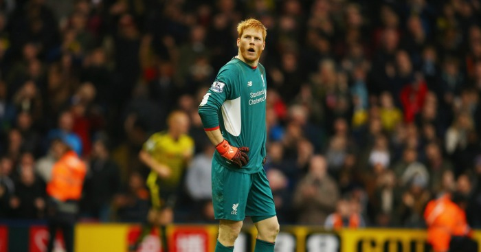 Adam Bogdan: Ready to end Liverpool misery