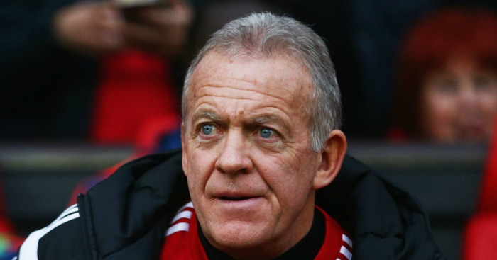 Alan Curtis: Takes Swansea to Spurs on Sunday