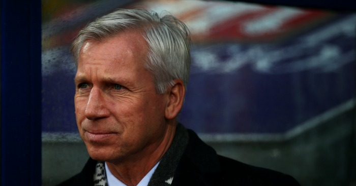 Alan Pardew: Said Chelsea deserved win over Crystal Palace
