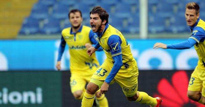 Alberto Paloschi: Signed for Swansea
