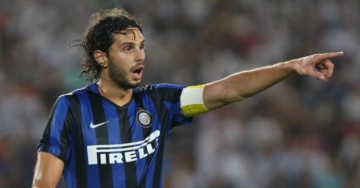 Andrea Ranocchia: Inter Milan defender linked with Liverpool