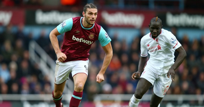 Andy Carroll: Forward linked with Black Cats move