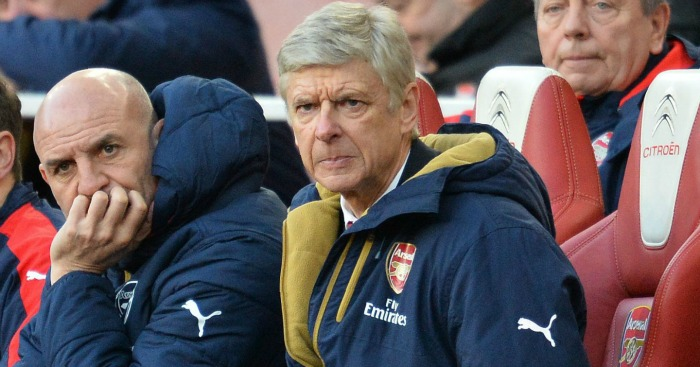 Arsene Wenger: Tries to explain Arsenal's title failures