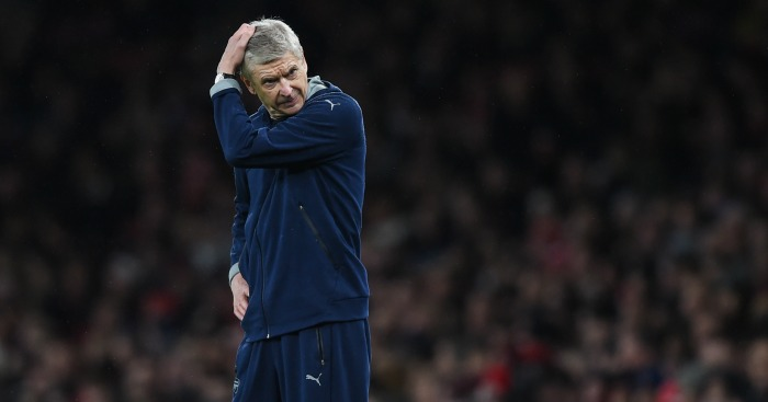 Arsene Wenger: Arsenal now two points clear at top of league