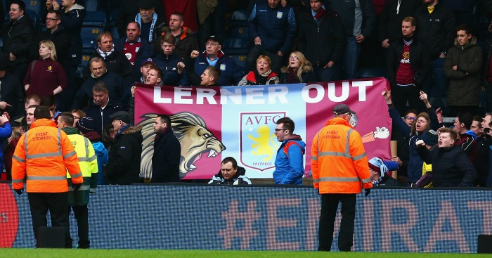 Aston Villa fans: Small group abused players after Wycombe game