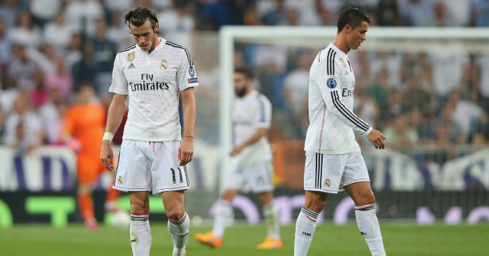 Bale & Ronaldo: £5million difference...but don't tell Ronaldo