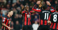 Benik Afobe: In form for Bournemouth