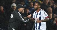Saido Berahino: Linked with move to Newcastle