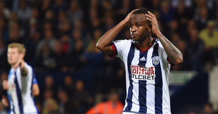 Saido Berahino: Admits the error of his ways