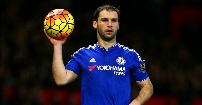 Branislav Ivanovic: Chelsea defender linked with Manchester City
