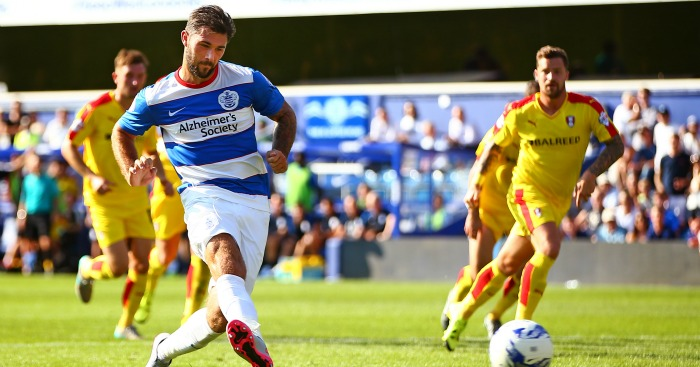 Charlie Austin: Forward linked with Selhurst Park move