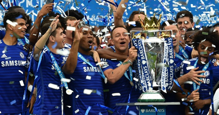 Chelsea: Awful defence of Premier League title