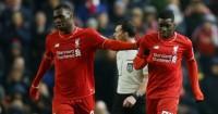 Christian Benteke and Sheyi Ojo: Impressed Jurgen Klopp against Exeter