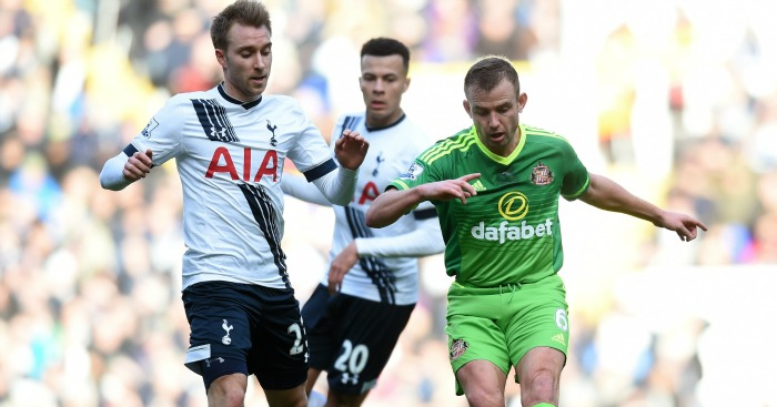 Christian Eriksen: Wants to play centrally for Spurs