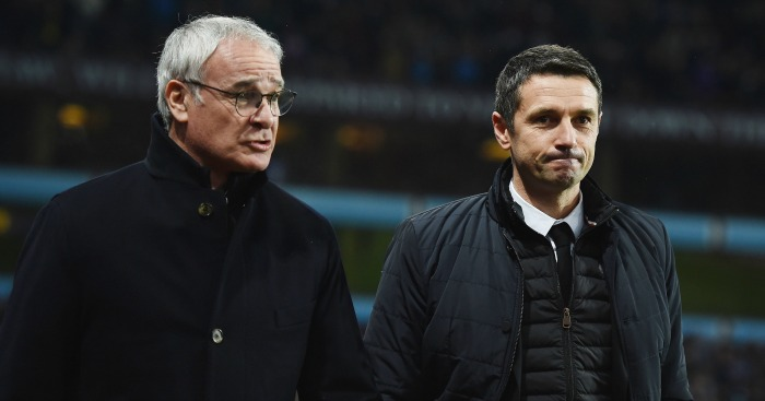 Remi Garde: Says Aston Villa players have attitude to survive