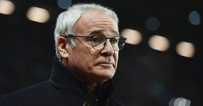 Claudio Ranieri: Looking to buy new striker in January
