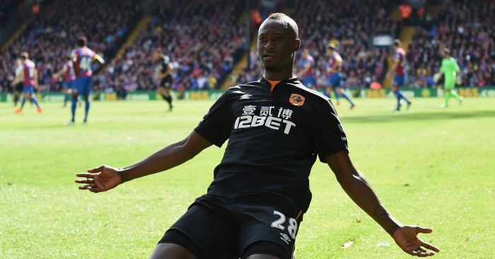 Dame N'Doye: Striker netted five times on loan at Hull