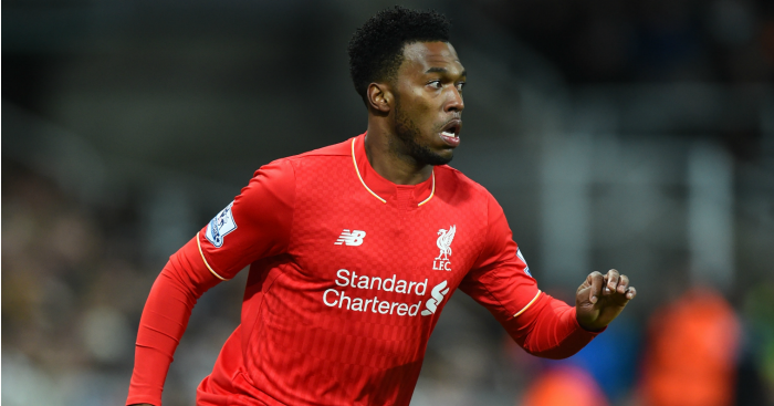 Daniel Sturridge: Liverpool striker generally fares well against Swansea City
