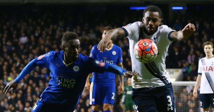 Danny Rose: Surprised to receive Tottenham armband