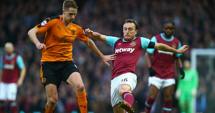 Dave Edwards: Challenges Mark Noble