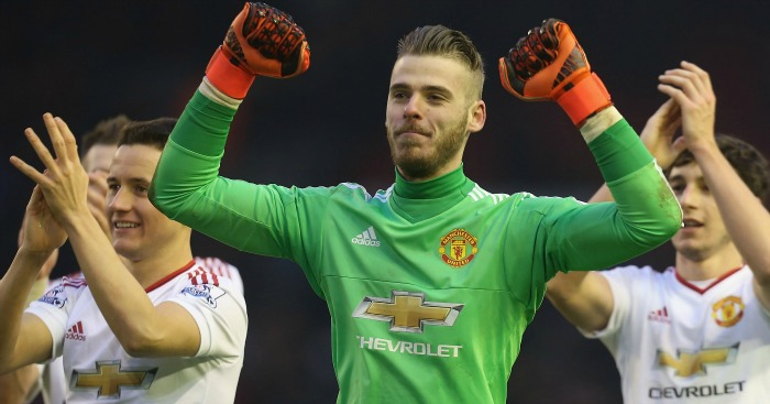 David De Gea: Staying put
