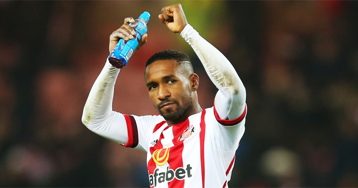Jermain Defoe: Will carry Sunderland's goalscoring threat against Chelsea
