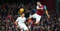 Dejan Lovren: Defender fails to stop Andy Carroll header