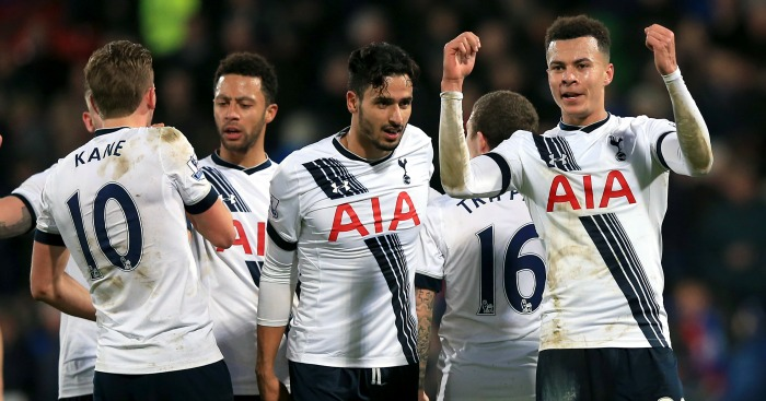 Tottenham: Have right balance to win title, says Mauricio Pochettino