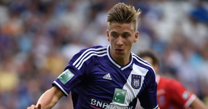 Dennis Praet: Linked with Liverpool move