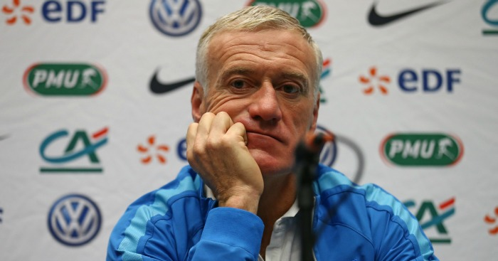 Didier Deschamps: France coach linked with Chelsea job