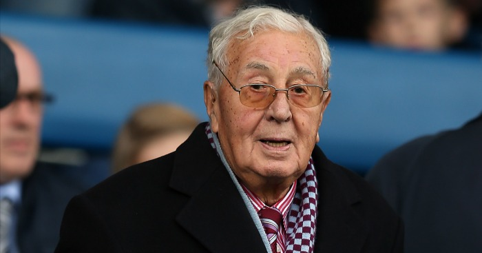 Doug Ellis: Former owner sold club to Randy Lerner in 2006