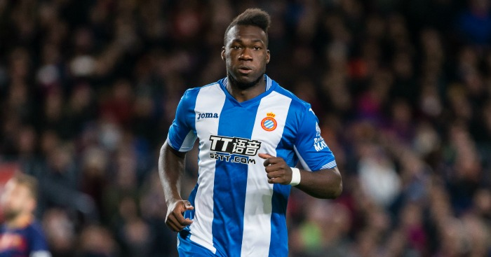 Felipe Caicedo: Everton linked with Espanyol striker