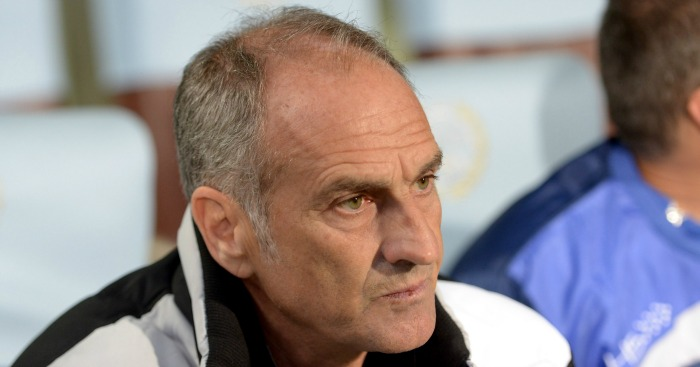 Francesco Guidolin: Set to be named as new Swansea City head coach